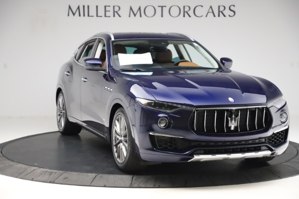 New 2020 Maserati Levante S Q4 GranLusso for sale $96,785 at Alfa Romeo of Westport in Westport CT 06880 11