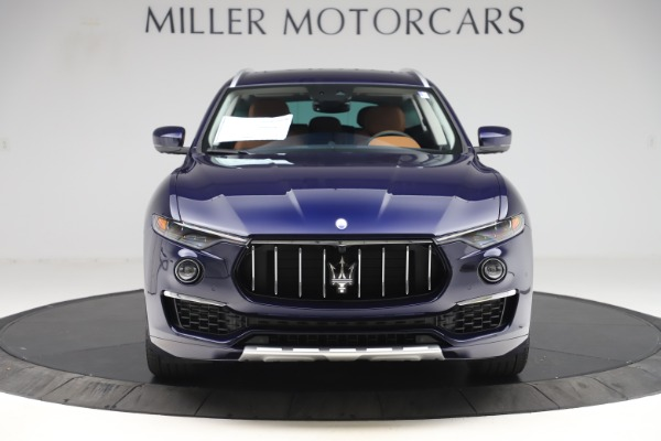 New 2020 Maserati Levante S Q4 GranLusso for sale $96,785 at Alfa Romeo of Westport in Westport CT 06880 12