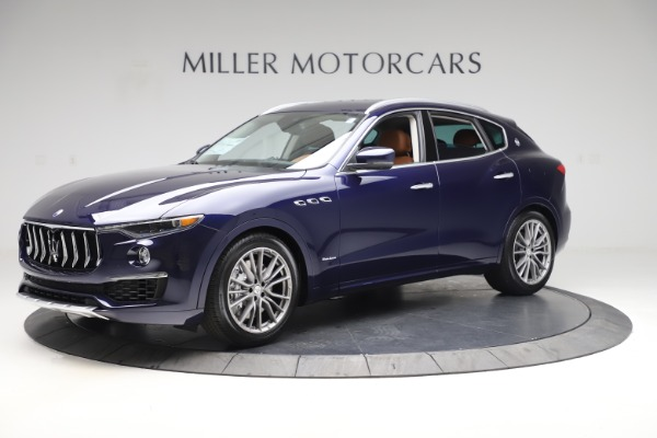 New 2020 Maserati Levante S Q4 GranLusso for sale $96,785 at Alfa Romeo of Westport in Westport CT 06880 2
