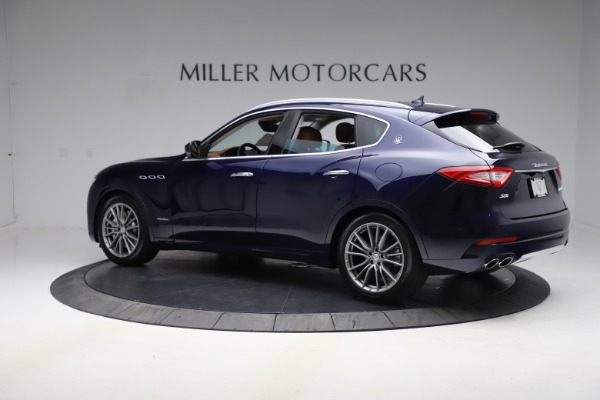 New 2020 Maserati Levante S Q4 GranLusso for sale $96,785 at Alfa Romeo of Westport in Westport CT 06880 4