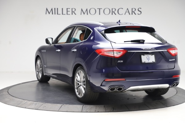 New 2020 Maserati Levante S Q4 GranLusso for sale $96,785 at Alfa Romeo of Westport in Westport CT 06880 5