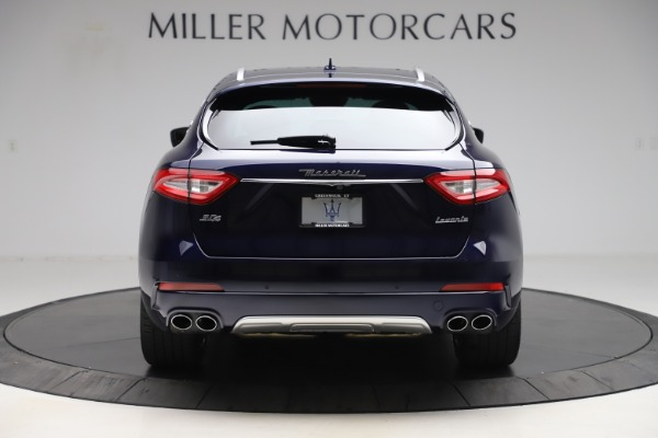 New 2020 Maserati Levante S Q4 GranLusso for sale $96,785 at Alfa Romeo of Westport in Westport CT 06880 6