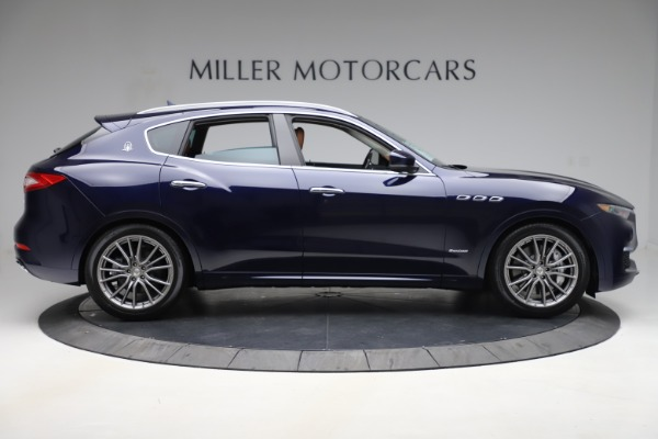 New 2020 Maserati Levante S Q4 GranLusso for sale $96,785 at Alfa Romeo of Westport in Westport CT 06880 9
