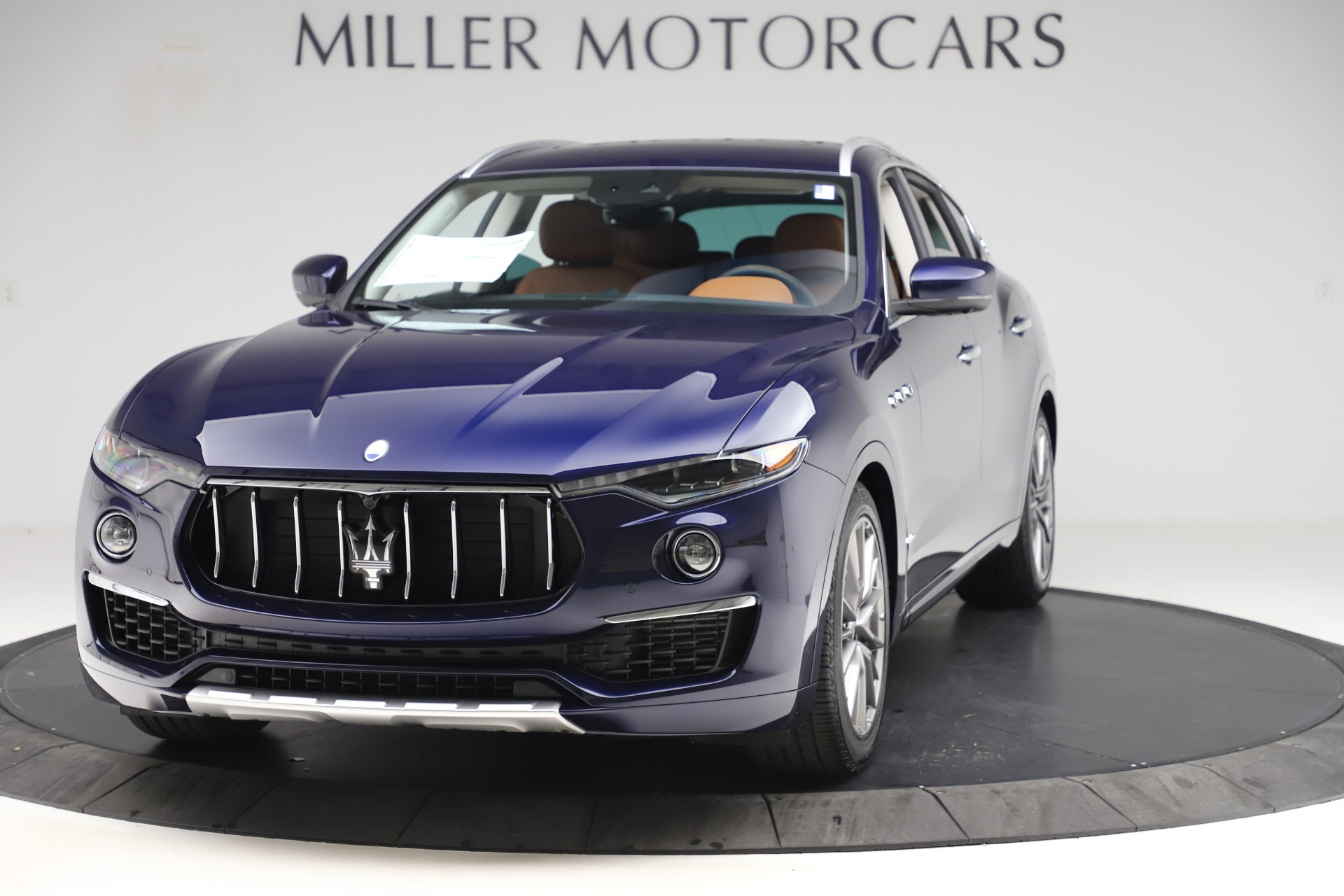 New 2020 Maserati Levante S Q4 GranLusso for sale $96,785 at Alfa Romeo of Westport in Westport CT 06880 1