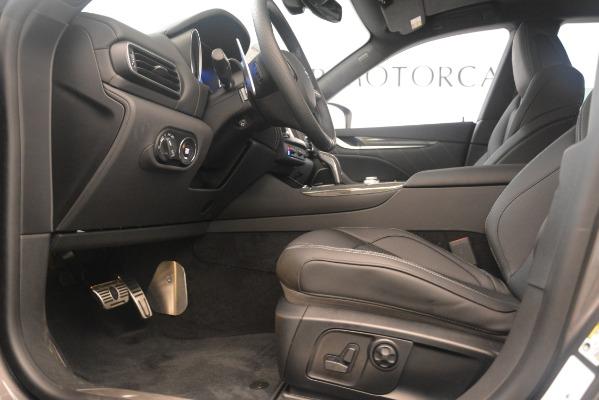 New 2020 Maserati Levante S Q4 GranSport for sale $101,585 at Alfa Romeo of Westport in Westport CT 06880 14