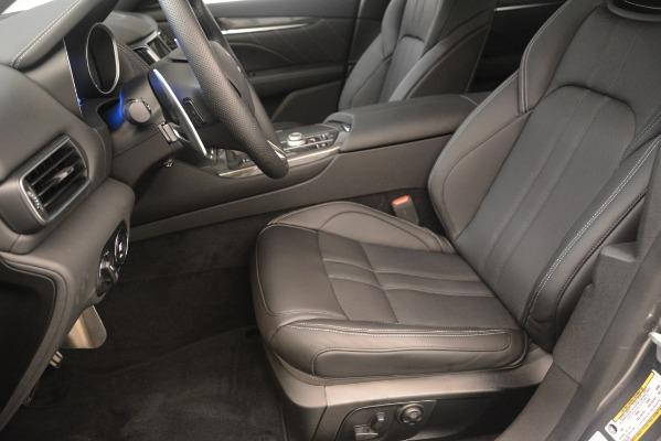 New 2020 Maserati Levante S Q4 GranSport for sale $101,585 at Alfa Romeo of Westport in Westport CT 06880 15