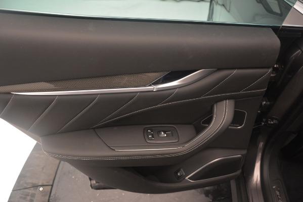 New 2020 Maserati Levante S Q4 GranSport for sale $101,585 at Alfa Romeo of Westport in Westport CT 06880 21