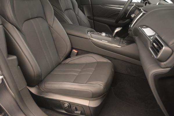 New 2020 Maserati Levante S Q4 GranSport for sale $101,585 at Alfa Romeo of Westport in Westport CT 06880 24