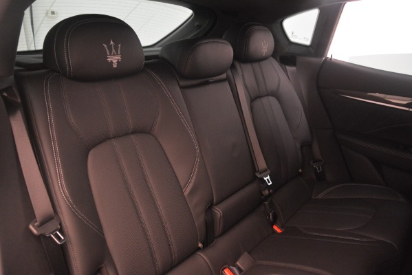 New 2020 Maserati Levante S Q4 GranSport for sale $101,585 at Alfa Romeo of Westport in Westport CT 06880 26