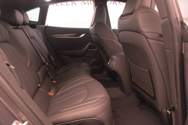New 2020 Maserati Levante S Q4 GranSport for sale $101,585 at Alfa Romeo of Westport in Westport CT 06880 27