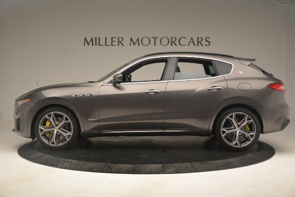 New 2020 Maserati Levante S Q4 GranSport for sale $101,585 at Alfa Romeo of Westport in Westport CT 06880 3