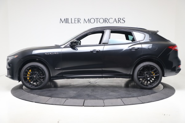 New 2020 Maserati Levante S Q4 GranSport for sale $106,585 at Alfa Romeo of Westport in Westport CT 06880 3