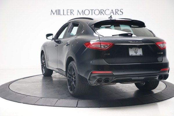 New 2020 Maserati Levante S Q4 GranSport for sale $106,585 at Alfa Romeo of Westport in Westport CT 06880 5