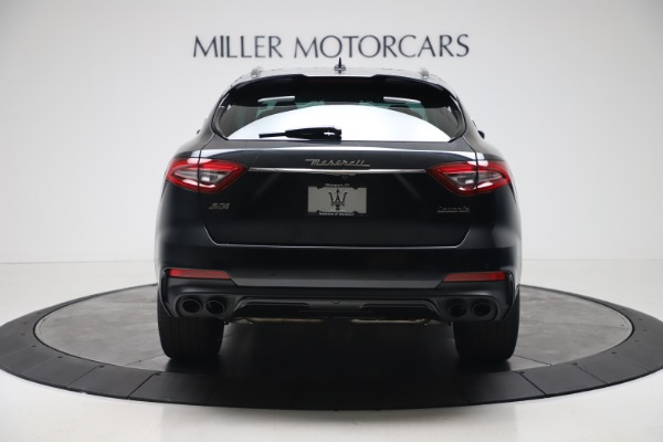 New 2020 Maserati Levante S Q4 GranSport for sale $106,585 at Alfa Romeo of Westport in Westport CT 06880 6