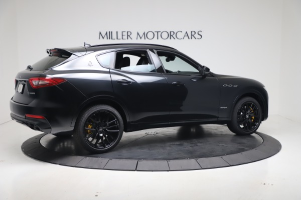New 2020 Maserati Levante S Q4 GranSport for sale $106,585 at Alfa Romeo of Westport in Westport CT 06880 8