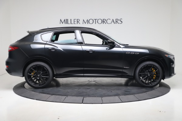 New 2020 Maserati Levante S Q4 GranSport for sale $106,585 at Alfa Romeo of Westport in Westport CT 06880 9