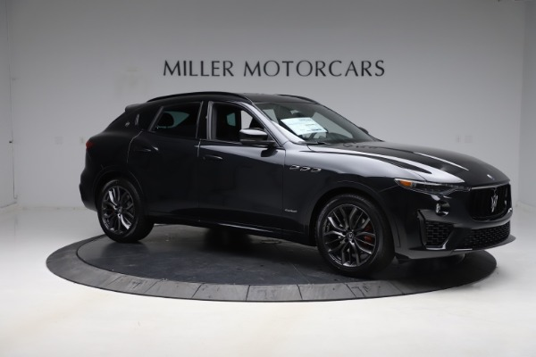 New 2020 Maserati Levante Q4 GranSport for sale Sold at Alfa Romeo of Westport in Westport CT 06880 10