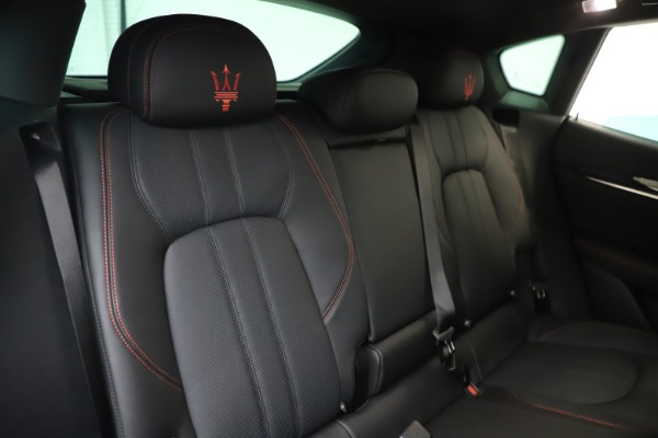 New 2020 Maserati Levante Q4 GranSport for sale Sold at Alfa Romeo of Westport in Westport CT 06880 26