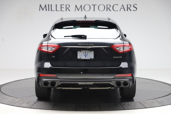 New 2020 Maserati Levante Q4 GranSport for sale Sold at Alfa Romeo of Westport in Westport CT 06880 6