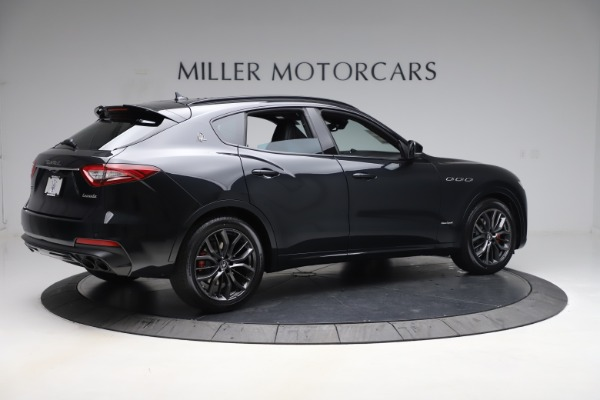 New 2020 Maserati Levante Q4 GranSport for sale Sold at Alfa Romeo of Westport in Westport CT 06880 8