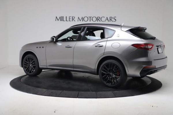 New 2020 Maserati Levante Q4 GranSport for sale Sold at Alfa Romeo of Westport in Westport CT 06880 4