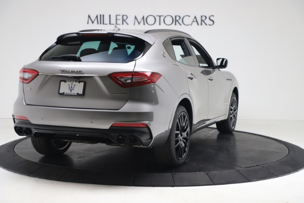 New 2020 Maserati Levante Q4 GranSport for sale Sold at Alfa Romeo of Westport in Westport CT 06880 7