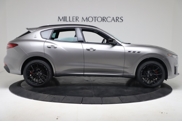 New 2020 Maserati Levante Q4 GranSport for sale Sold at Alfa Romeo of Westport in Westport CT 06880 9