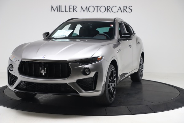 New 2020 Maserati Levante Q4 GranSport for sale Sold at Alfa Romeo of Westport in Westport CT 06880 1