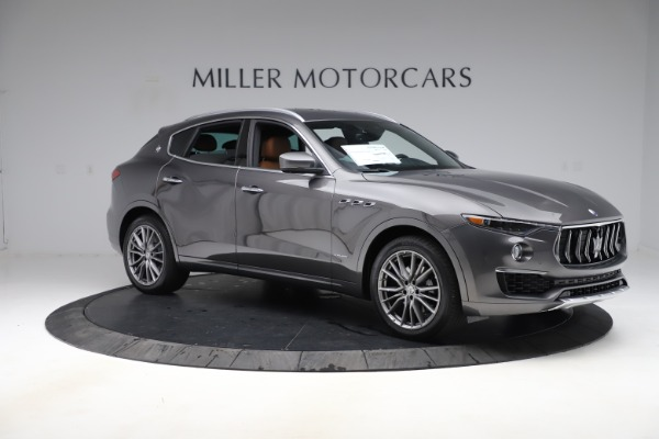 New 2020 Maserati Levante Q4 GranLusso for sale Sold at Alfa Romeo of Westport in Westport CT 06880 10