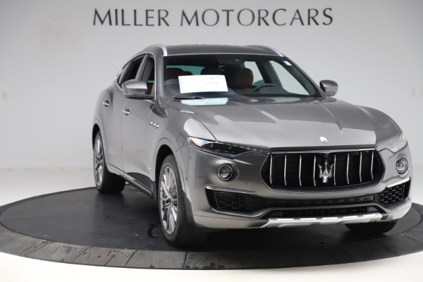 New 2020 Maserati Levante Q4 GranLusso for sale Sold at Alfa Romeo of Westport in Westport CT 06880 11