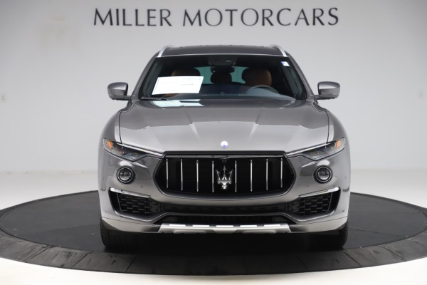 New 2020 Maserati Levante Q4 GranLusso for sale Sold at Alfa Romeo of Westport in Westport CT 06880 12