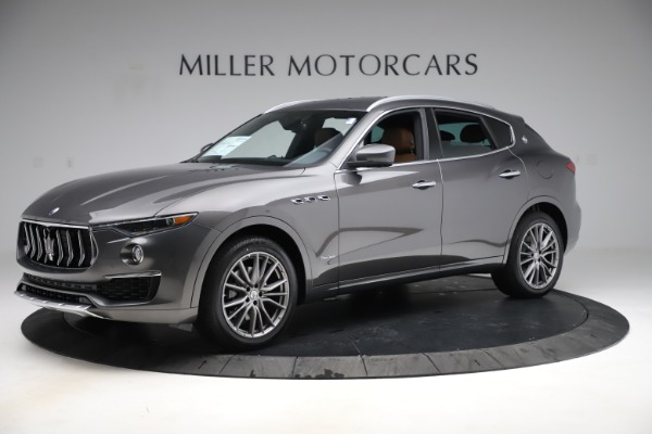 New 2020 Maserati Levante Q4 GranLusso for sale Sold at Alfa Romeo of Westport in Westport CT 06880 2