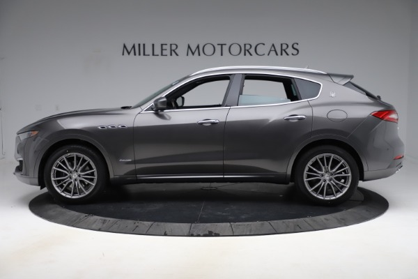 New 2020 Maserati Levante Q4 GranLusso for sale Sold at Alfa Romeo of Westport in Westport CT 06880 3