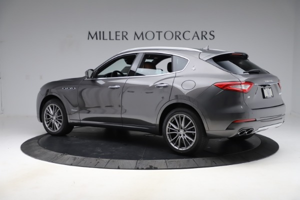New 2020 Maserati Levante Q4 GranLusso for sale Sold at Alfa Romeo of Westport in Westport CT 06880 4