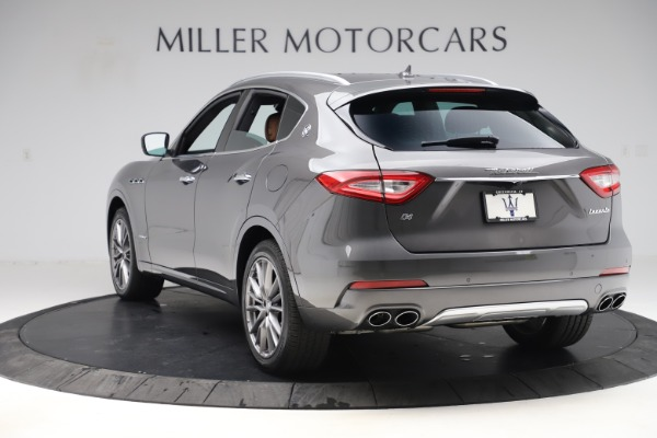 New 2020 Maserati Levante Q4 GranLusso for sale Sold at Alfa Romeo of Westport in Westport CT 06880 5