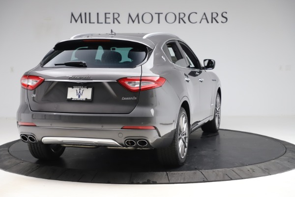 New 2020 Maserati Levante Q4 GranLusso for sale Sold at Alfa Romeo of Westport in Westport CT 06880 7