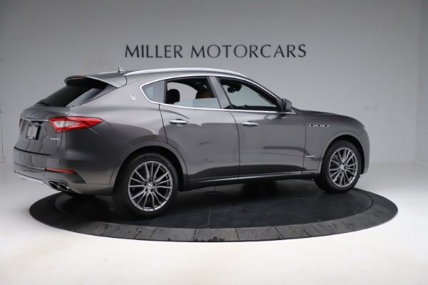 New 2020 Maserati Levante Q4 GranLusso for sale Sold at Alfa Romeo of Westport in Westport CT 06880 8