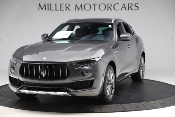 New 2020 Maserati Levante Q4 GranLusso for sale Sold at Alfa Romeo of Westport in Westport CT 06880 1