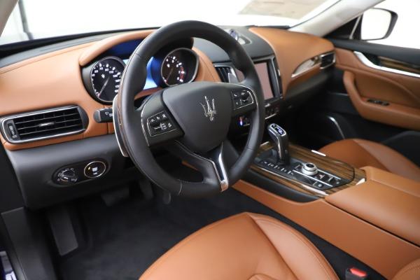 New 2020 Maserati Levante Q4 GranLusso for sale $87,335 at Alfa Romeo of Westport in Westport CT 06880 13