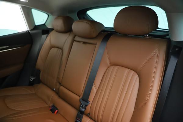 New 2020 Maserati Levante Q4 GranLusso for sale $87,335 at Alfa Romeo of Westport in Westport CT 06880 18