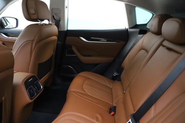 New 2020 Maserati Levante Q4 GranLusso for sale $87,335 at Alfa Romeo of Westport in Westport CT 06880 19