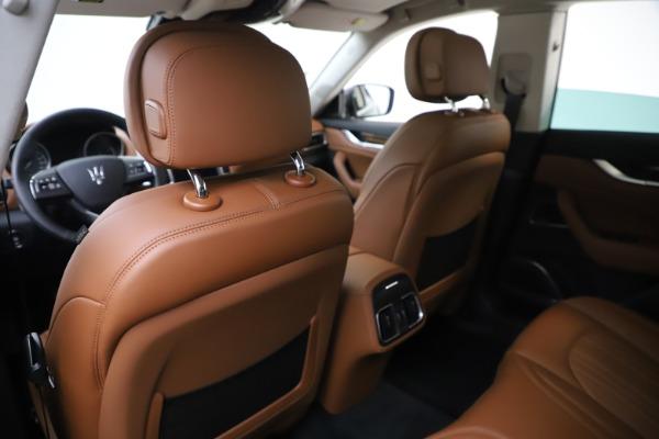 New 2020 Maserati Levante Q4 GranLusso for sale $87,335 at Alfa Romeo of Westport in Westport CT 06880 20