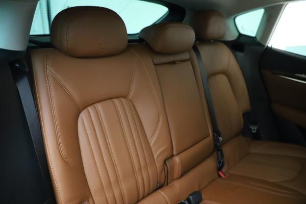 New 2020 Maserati Levante Q4 GranLusso for sale $87,335 at Alfa Romeo of Westport in Westport CT 06880 26