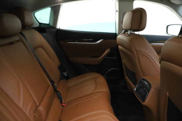 New 2020 Maserati Levante Q4 GranLusso for sale $87,335 at Alfa Romeo of Westport in Westport CT 06880 27