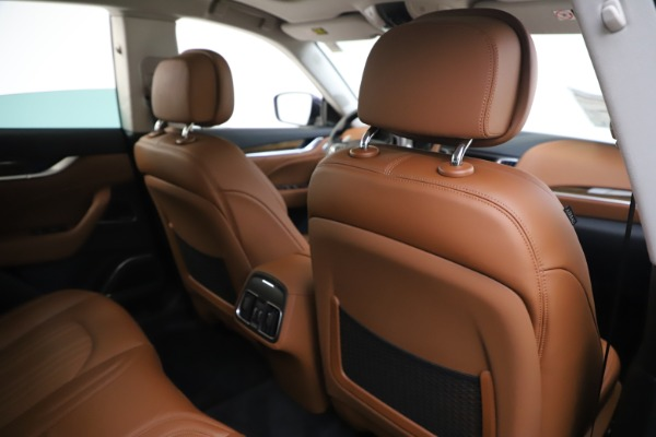 New 2020 Maserati Levante Q4 GranLusso for sale $87,335 at Alfa Romeo of Westport in Westport CT 06880 28