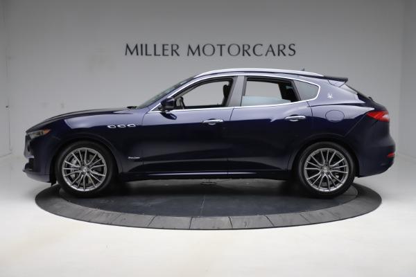 New 2020 Maserati Levante Q4 GranLusso for sale $87,335 at Alfa Romeo of Westport in Westport CT 06880 3
