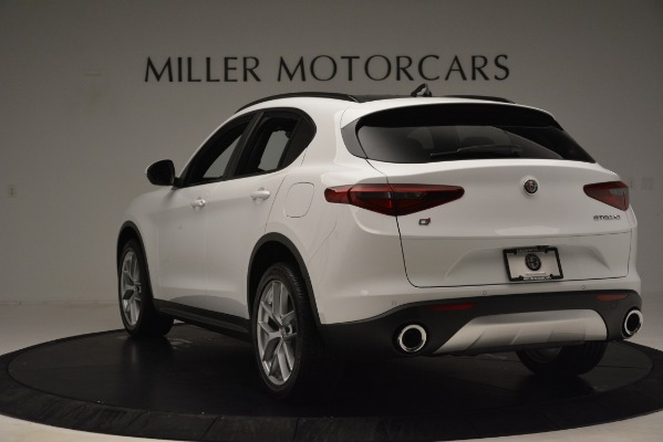 New 2019 Alfa Romeo Stelvio Ti Sport Q4 for sale $54,340 at Alfa Romeo of Westport in Westport CT 06880 5