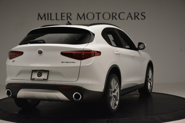 New 2019 Alfa Romeo Stelvio Ti Sport Q4 for sale $54,340 at Alfa Romeo of Westport in Westport CT 06880 7