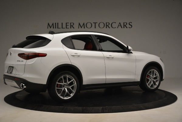 New 2019 Alfa Romeo Stelvio Ti Sport Q4 for sale $54,340 at Alfa Romeo of Westport in Westport CT 06880 8