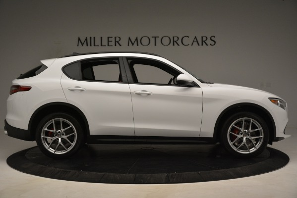New 2019 Alfa Romeo Stelvio Ti Sport Q4 for sale $54,340 at Alfa Romeo of Westport in Westport CT 06880 9